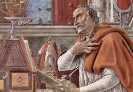 Szent Ágoston - Botticelli