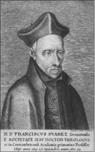 Franciscus Suarez SJ (1548-1617)