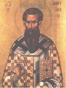 Basileios (330 k. - 379) Forrás: www.ec-patr.org