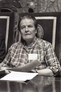 Elisabeth Anscombe, 1919 - 2001