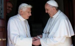 Ferenc és Benedek