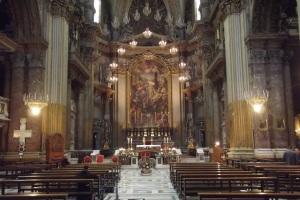 Basilica SS. XII Apostolorum, Róma