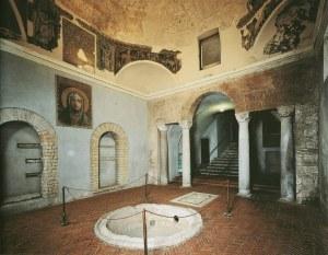 San Giovanni in Fonte keresztelőkápolna, Nápoly